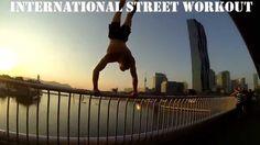 International Street Workout - Oleksii Odnolkin - Handstand - Neue Donau Street Workout, Vienna Austria, Handstand, Training, Motivation, Handstands, Work Outs, Work Out, Education
