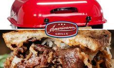 Grilled Rueben! Americana Grills does that! 🥪🔥🥪🔥🥪🔥 #americanagrills #charcoalgrills #grillingseason 🥪🔥🥪🔥🥪🔥 Grills, Charcoal, Beef, Food, Meat, Essen, Meals, Yemek, Eten