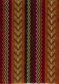 Modern Bohemian Apparel Fabric- Jacquard Ikat Tribal Multi at Joann.com
