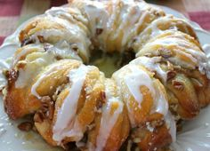 Paula Deens Nutty Orange Coffee Cake Recipe - Food.com: Food.com