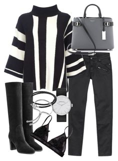 """""""Untitled #19166"""" by florencia95 ❤ liked on Polyvore featuring Wallis, Michael Kors, Marc Jacobs, Sergio Rossi, Pandora and Monica Vinader"""
