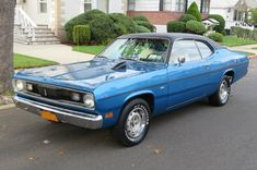 1970 Plymouth Duster 340/Auto