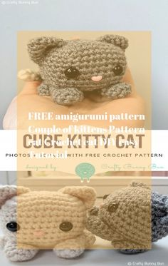 Building A Business Plan, Free Crochet, Crochet Hats, Crochet Patterns Amigurumi, 100 Free, Easy Diy, Kittens, Bunny, Crafty