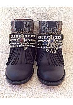 EMONK IBIZA boots (2) - Extensiones de pluma