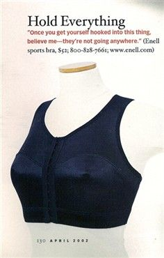 976933283a01e The Oprah Magazine - Enell Sports Bra – Best fitting sports bra for  well-endowed · Relaxation ExercisesBras BestSport BrasPlus Size Womens  ClothingLifestyle ...