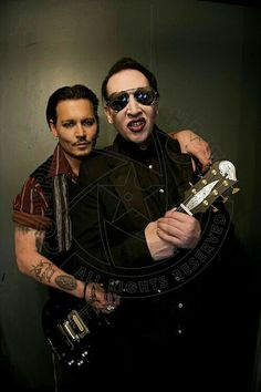 Happy Birthday Marilyn Manson