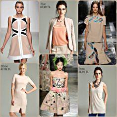 Pembe, krem ve bej arasında kalan pudra tonları 2014 İlkbahar/Yaz sezonunun en revaçta renk paleti. Siz de tarzınıza en uygun olanı seçmek için NG Style kampanyamıza göz atabilirsiniz ;) #newseason #fashion #trend #moda #yenisezon #pudra #dress