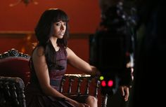 Spellbound yet? Here's an exclusive photo of Kat Graham! #TVD