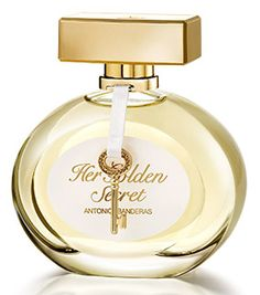 Spent the entire year wearing Her Golden Secret Antonio Banderas perfume. It was a Christmas present from Mom in 2015.