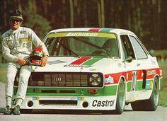 Classic Racing Car - Ford Escort BDA Zakspeed - Hans Heyer - Deutsche Rennsport Meisterschaft #DRM #Ford #FordRacing #Escort #Zakspeed