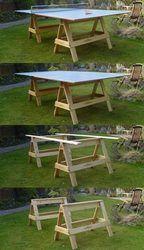 Como Disenar Una Mesa De Ping Pong Con Planos Proyectos Que