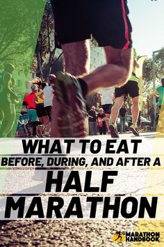 Knowing what to eat before a half marathon is an essential part of your race day performance. Here's what to eat in the week, day, night, and morning before. Running Food, Running Humor, Running Tips, Disney Running, Marathon Diet, Half Marathon Motivation, Running Half Marathons, Marathon Running, Nutrition For Runners