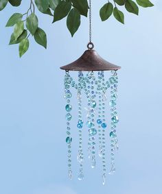 Look what I found on #zulily! Crystal Hanging Mobile by Grasslands Road #zulilyfinds