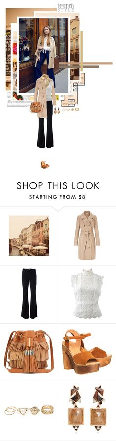 """""""::inspired by Kayture: brunch style::"""" by sinesnsingularities ❤ liked on Polyvore featuring Miss Selfridge, MICHAEL Michael Kors, Oscar de la Renta, See by Chloé, Office, Nak Armstrong, Isabel Marant, kayture, brunch and contestentry"""