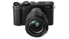Fuji X-A1 review