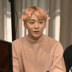 Seungkwan from Seventeen