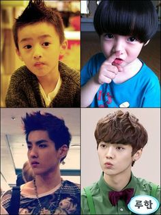 Image result for predebut exo