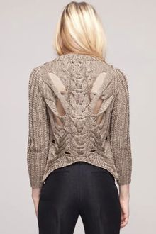 Nellie Partow Sweater - Lyst