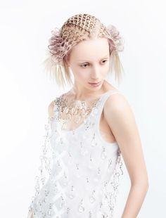 Wella trend vision 2015 finalist Kleymenova Anna