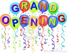 grand openings - Google Search