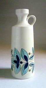 RORSTRAND Sweden vintage 'SUSIE' pattern BOTTLE. Marianne Westman   eBay