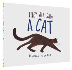 They All Saw A Cat (Cat Books for Kids, Beginning Reading Books, Preschool Prep Books) Radiant Child, Prep Book, Preschool Prep, Counseling Activities, School Counseling, Beginning Reading, Cat Walk, New Pictures, Childrens Books