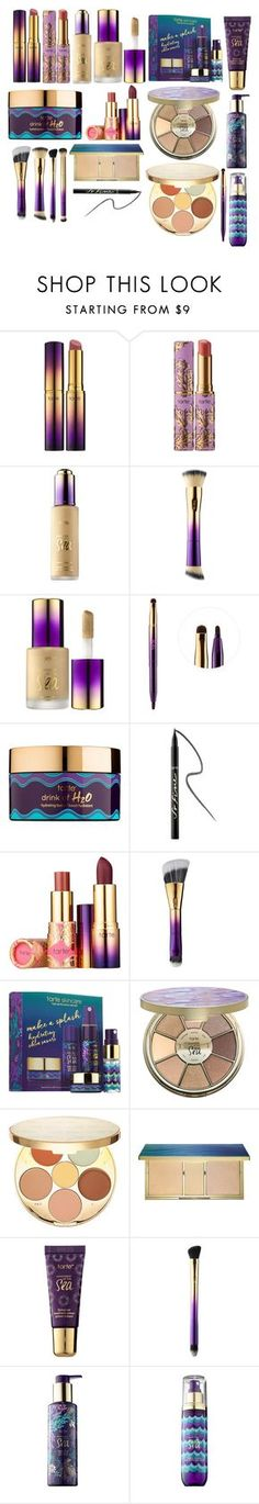 """Tarte Rainforest of the Sea Collection"" by annabankesterbeautyblogger on Polyvore featuring beauty and tarte"