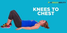 Knee to Chest Exercise for Lumbar Stenosis Treatment
