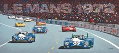 Image result for 1972 le mans # 14 matra simca