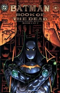 Cover Thumbnail for Batman: Book of the Dead (DC, 1999 series) #1