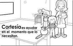 Resultado de imagen para solidaridad para colorear Bilingual Education, Spanish Class, After School, Raising Kids, Fourth Grade, Coloring Pages For Kids, Kindergarten, Religion, Album