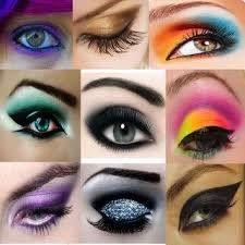Pincéis de Maquiagem Sombra e Eyeliner para Olhos Itens para Sobrancelhas e Pestanas Pó e Puff Cosmético Batom... Ver mais