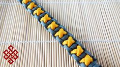 XOXO Bar Paracord Bracelet Tutorial Here is how to tie the XOXO Bar Paracord bracelet tutorial. This weave is a variation of the solomon / cobra stitch. The ...