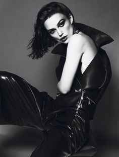 Keira Knightley | Photography by Mert & Marcus | For Interview | April 2012
