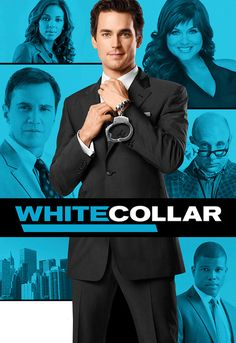 White Collar Show Poster