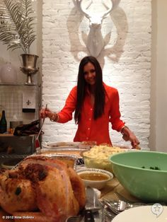 The Vampire Diaries - How Did Nina Dobrev and Ian Somerhalder Spend Their Thanksgiving? (PHOTOS)