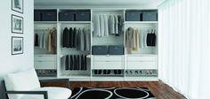 Jutzler vaatevarasto - vallaste.fi Closet, Design, Home Decor, Armoire, Decoration Home, Room Decor, Closets, Cupboard