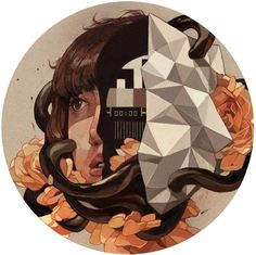 Sachin Teng - I love this composition and style O_o