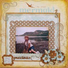 The Littlest Mermaid - Scrapbook.com