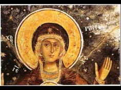 YouTube Christian Faith, Mona Lisa, Places To Visit, Youtube, Artwork, Byzantine, Prayers, Icons, Videos