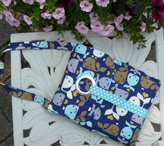 Looking for sewing project inspiration? Check out Tech Bag by member Heide D. - via @Craftsy