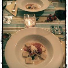 Gnocchi di patate alla piemontese  @ Homebase Vienna