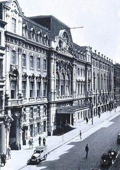Berlin 1943 Metropol-Theater in der Behrenstrasse 55