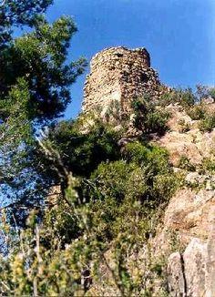 Castillo de Tales Castellon .Spain .