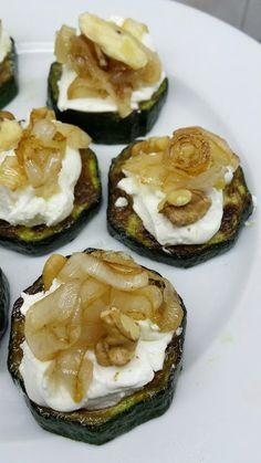 Veggie Recipes, Snack Recipes, Cooking Recipes, Healthy Recipes, Snacks, Party Finger Foods, Arabic Food, Canapes, Summer Recipes