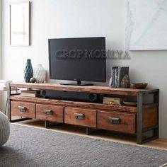 Çekmeceli TV Sehpa Tasarımları
