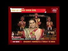 Massive Celebrations Of Dussehra Grips Nation India Today