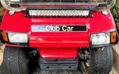 golf cart light bar Golf Cart Repair, Golf Cart Covers, Golf Cart Accessories, Lift Kits, Car Lights, Golf Carts, Bar Lighting, Ads, Club