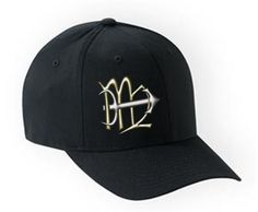 12156586e3f Virgo   Sagittarius Men s Fitted Ball Cap (Black) from UNITY DESIGN CONCEPTS