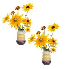 Sunflowers Window Sticker 2 Pk, 16€, now featured on Fab.